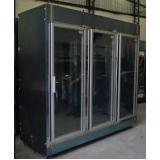 balcão frigorifico para açougue Bernardino de Campos