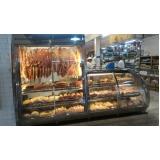 balcão refrigerado inox para restaurante na Araçariguama