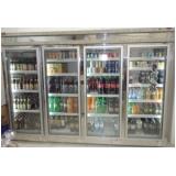 balcão refrigerado para açougue pequeno preço Riversul