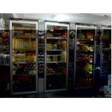 balcão refrigerado para açougue pequeno na Nuporanga