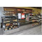 balcão refrigerado para bolo e torta na Curitiba