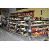 balcão refrigerado para restaurante preço Canas