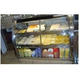balcão refrigerado para restaurante