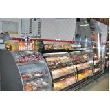 balcão refrigerado para supermercado