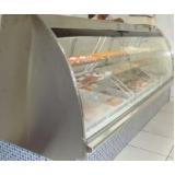 balcão refrigerado para verdura