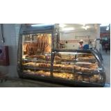 Balcão Refrigerado Inox 3 Portas