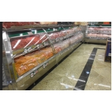 balcões refrigerados inox para alimentos Botucatu