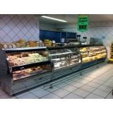 balcões refrigerados novos na Sandovalina