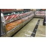 balcões refrigerados para bolos Tarabai