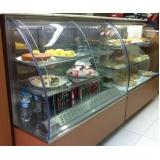 balcões refrigerados para doces Rio do Sul