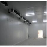 câmara frigorífica industrial em Mogi das Cruzes
