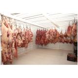 câmara frigorífica para carne em Indaiatuba