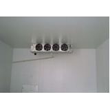 câmara frigorífica para comércio Mairinque