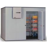 câmara frigorífica para fruta Morungaba