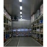 câmaras frigoríficas para comércios Barretos