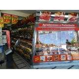 empresa de balcão refrigerado inox 3 portas Cajati