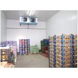 empresa de câmara frigorífica para fruta Dois Córregos