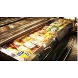 empresa de ilha de congelados para supermercados Botucatu