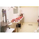 empresa de mesa para cortar carne Capão Bonito