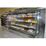 empresa de vitrine refrigerada de bancada na Sabauna