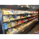 expositor refrigerado para supermercado em Hortolândia