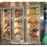 expositor refrigerado preço Lorena