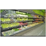 Expositor Refrigerado para Fruta