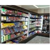 Expositor Refrigerado para Laticínio