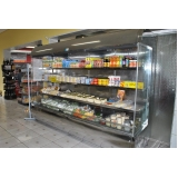 expositor refrigerado para supermercado