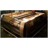 expositores refrigerados para supermercados Santópolis do Aguapeí