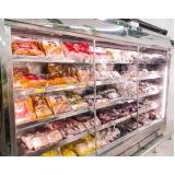 fabricante de vitrine refrigerada