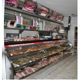 fabricante de vitrine refrigerada sob medida Porto Ferreira