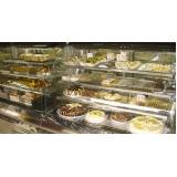 geladeiras para bolos e doces na Araçariguama