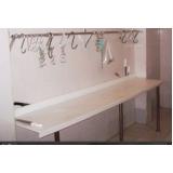 mesa para açougue personalizado Tarabai