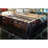 quanto custa balcão frigorifico para açougue Conchal