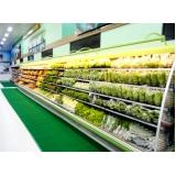 quanto custa expositor refrigerado para hortifrúti Canas