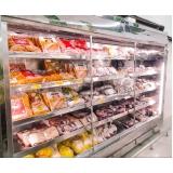 quanto custa geladeira expositora aberta na Barra do Turvo
