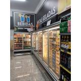 refrigerador com porta de vidro vertical Iacri
