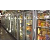 refrigerador vertical com porta de vidro melhor preço Potirendaba