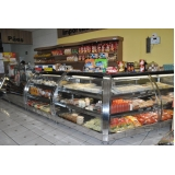 venda de balcão refrigerado para padaria na Mira Estrela