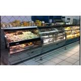 Venda de Balcão Refrigerado para Supermercado