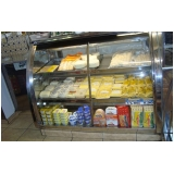 vitrine refrigerada para restaurante na Santa Rita d'Oeste